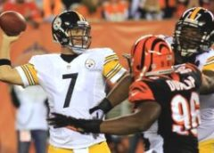 Steelers vs Bengals – Game 2