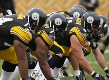 The Steelers offensive line will be revamped in 2013